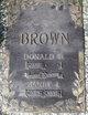 Donald B Brown