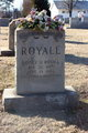 Sidney D. Royall