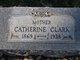 Profile photo:  Catherine <I>Ashby</I> Clark