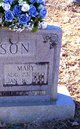 Mary M. <I>Phillips</I> Vinson