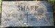 Grace T <I>Alexander</I> Sharp