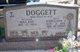 """Harvenna J. """"Bonnie"""" <I>Whiteman</I> Doggett"""