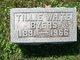 Tillie B. <I>White</I> Byers