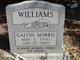 Galvin Morris Williams