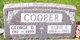Rubye Eleanor <I>Bates</I> Cooper