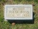 Julia <I>Ingold</I> Ross
