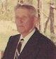 """Dewey Seborne """"Fred"""" Hosey"""