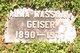 Profile photo:  Alma <I>Massman</I> Geiser