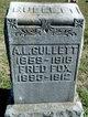 Profile photo:  A. L. Gullett