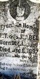 Franklin Homer Abel