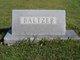 Mary Olivia <I>Deeter</I> Baltzer