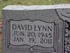 David Lynn Langston