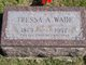 Tressa Anna <I>Harper</I> Wade
