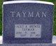 Profile photo:  Alice K. <I>Brewer</I> Tayman