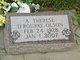 Profile photo:  A Therese <I>O'Rourke</I> Olson