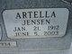 Artella <I>Jensen</I> Knighton