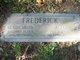 Gladys Catherine <I>Miller</I> Frederick