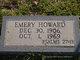 Emery Howard