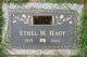 Ethel May Hagy