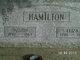 Eliza Jane <I>Rhodes</I> Hamilton