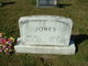 Hallie Edith <I>Gregory</I> Jones