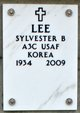 Profile photo:  Sylvester B Lee