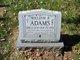 Profile photo:  William R. Adams
