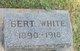 Bert White