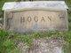 "Charlotte Elizabeth ""Lottie"" <I>Howell</I> Hogan"