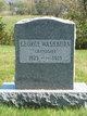 """George E. """"Grandsire"""" Washburn"""