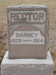 Profile photo:  Barney Rector