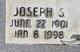 Joseph S. Lucas