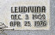 Leudivina <I>Lorenzo</I> Lucas