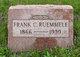 Frank C Ruemmele