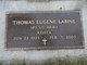 Thomas Eugene Labine