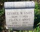 George W Knipe