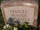 Profile photo:  Frances <I>Mosher</I> Kreydatus