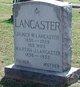 Martha Jennie Lancaster