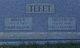 Tressie De Verne <I>Ross</I> Tefft
