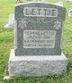 Hannah <I>Mottern</I> Lettie