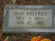 Ovie Pelfrey
