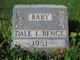 Profile photo:  Dale Leroy Benge