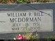 """William R """"Bill"""" McDorman"""