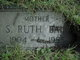 "Profile photo:  Sara Ruth ""Ruth"" <I>Gourley</I> Bair"