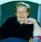 """Profile photo:  Ada Blanche """"Blanche"""" <I>Williamson</I> Cowger"""
