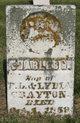Profile photo:  Charles H. Crayton