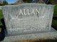 "Calvin Frank "" "" <I> </I> Allan,"