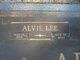 Alvie Lee Arnold