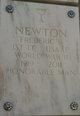 """Frederic B. """"Fred"""" Newton"""