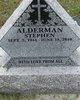 Profile photo:  Stephen W. Alderman